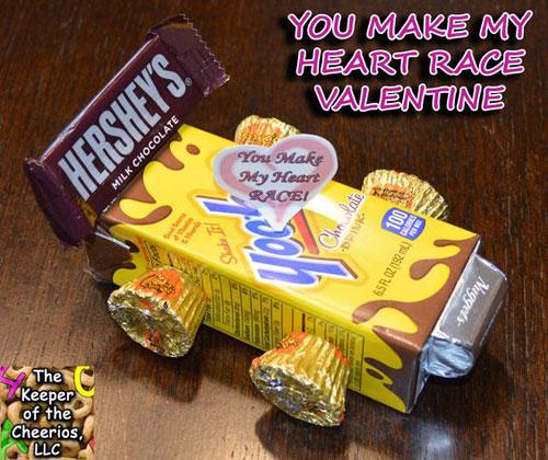 kids valentines to make