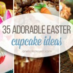 35 Adorable Easter Cupcake Ideas