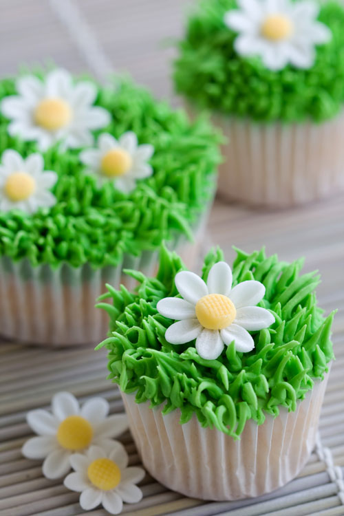 35 Adorable Easter Cupcake Ideas - Spring & Easter Cupcake Ideas