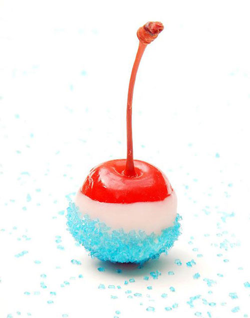50+ Best 4th of July Desserts - Buzzed Cherry Bombs