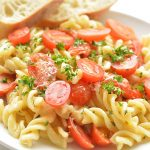One Pot Pasta | Cherry Tomato Rotini