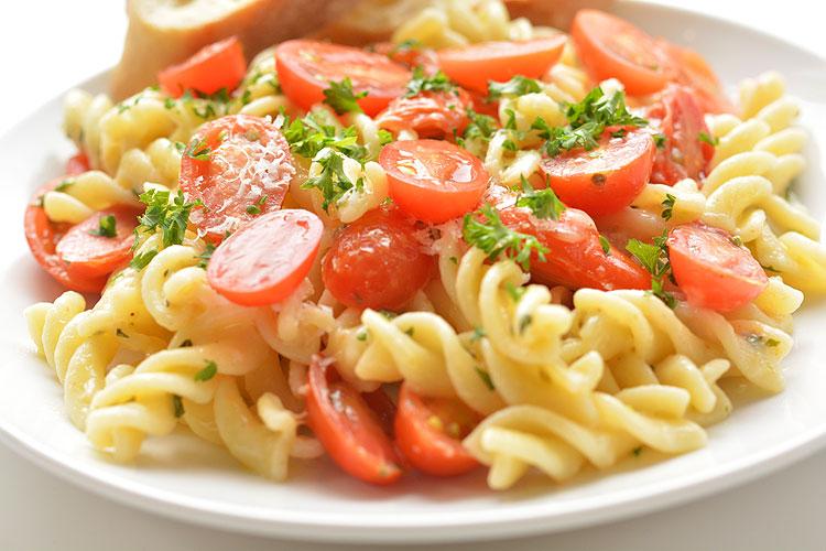 Cherry Tomato Rotini