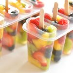 How to Make Fresh Fruit Popsicles