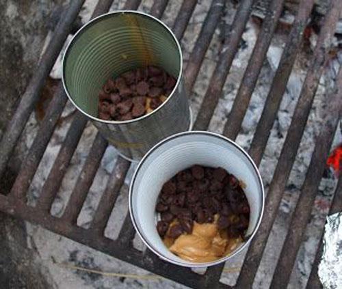 30+ Best Campfire Desserts - Desserts in a Can