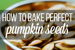 How to bake pumpkin seeds - a great recipe and some important tips