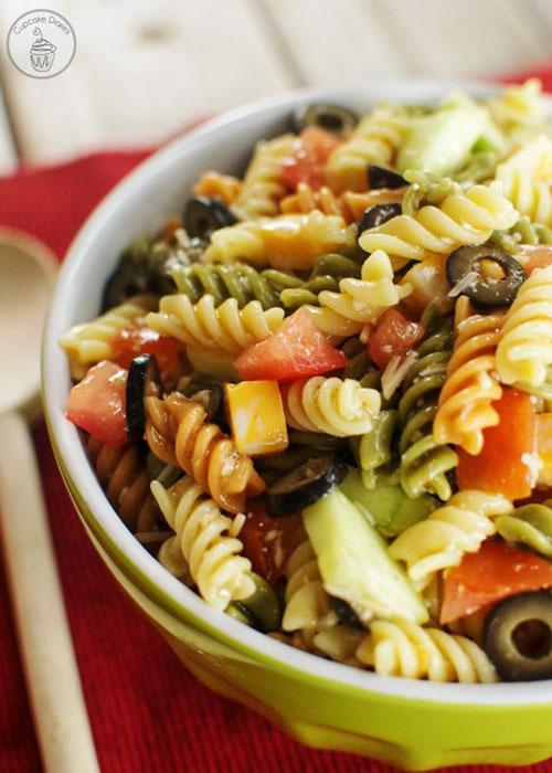 40 Best Pasta Salad Recipes - Easy Italian Pasta Salad