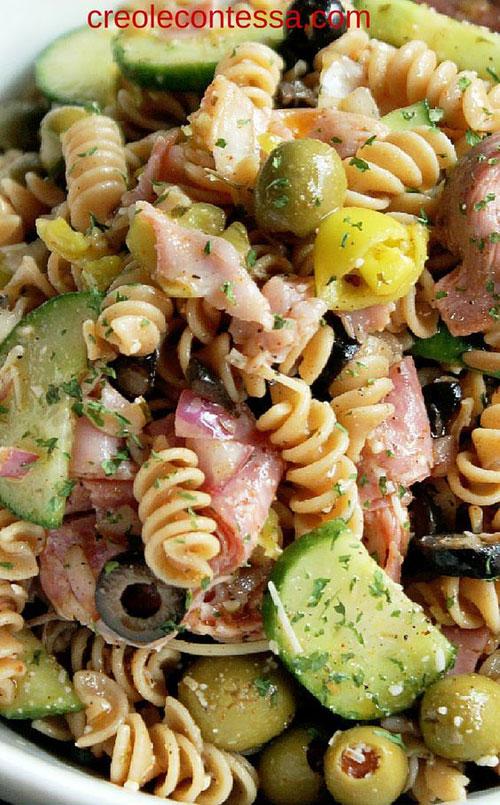 40 Best Pasta Salad Recipes - Italian Pasta Salad