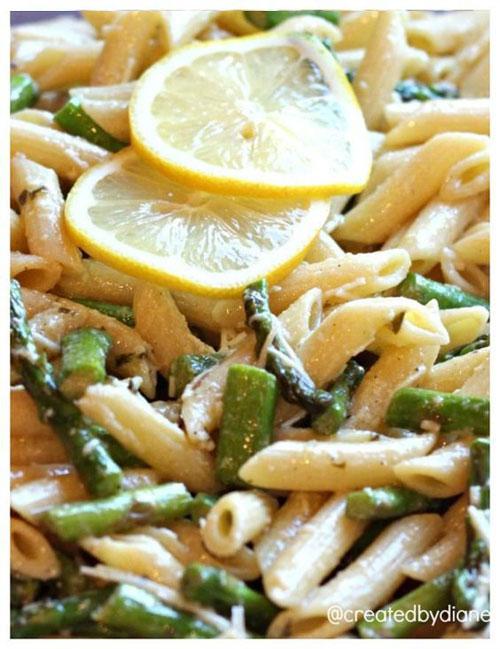 40 Best Pasta Salad Recipes - Lemon Pasta Salad