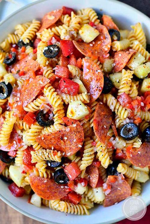 40 Best Pasta Salad Recipes - Pasta Salad