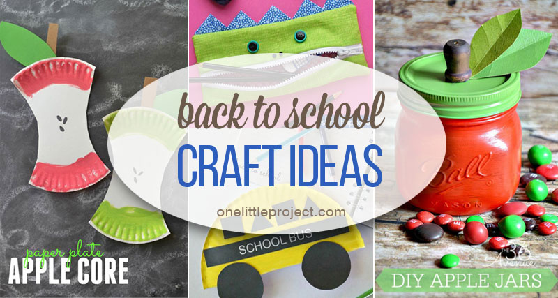 Easy DIY Back to school crafts for kids - YouTube