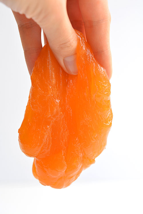 I had no idea you could make Metamucil slime, but this stuff is SO MUCH FUN! Such a cool science experiment and it actually ends up with a perfect slime consistency! It only takes two ingredients!