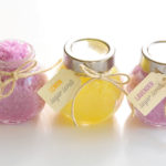 Homemade Sugar Scrub | Lemon and Lavender Lemon Sugar Scrub