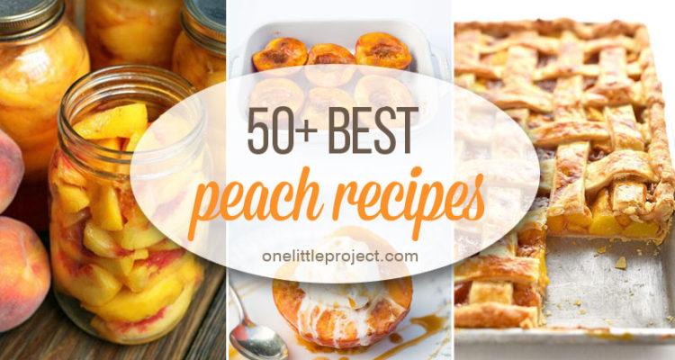 50+-Best-Peach-Recipes-Hor