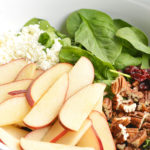 Apple Cranberry Pecan Salad Recipe