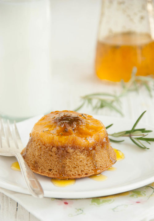 50+ Best Recipes for Fresh Clementines - Butterscotch Clementine Upside Down Cake
