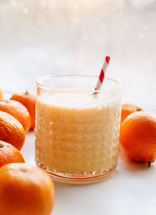50+ Best Recipes for Fresh Clementines - Clementine Smoothie