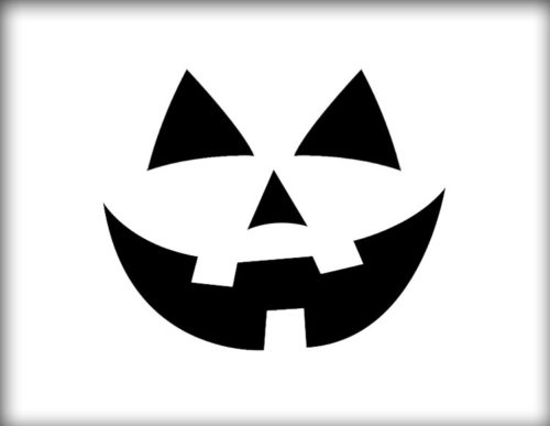 Free Printable Pumpkin Carving Template pdf 1
