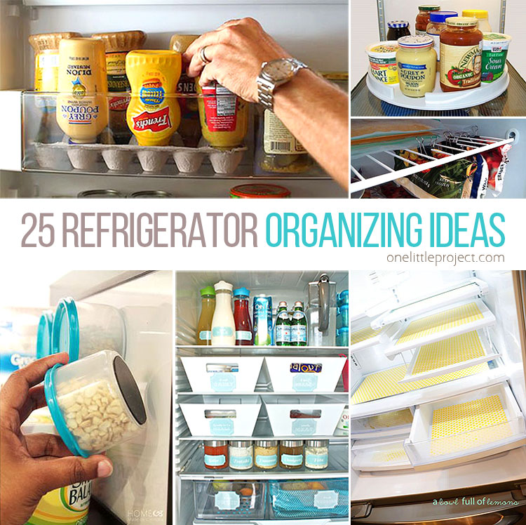 These Tricks To Organize Your Fridge Are BRILLIANT! There Are Some Clever  People Out There