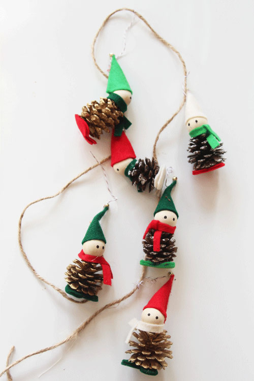 This is an image of Critical Christmas Crafts Pattern