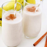 Cinnamon Roll Breakfast Smoothie