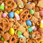 Spring Snack Chex Mix