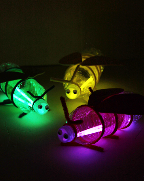 Image result for fireflies in a bottle