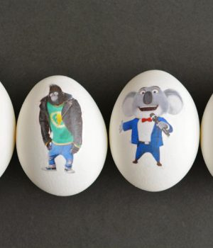 How to Transfer ANY Image onto an Easter Egg