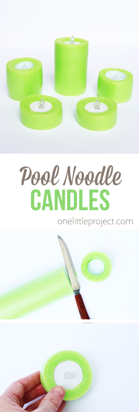 Make any outdoor activity amazing with these SIMPLE candles that float in water!