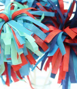 Tissue Paper Sparklers