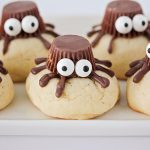 Sugar Cookie Spiders