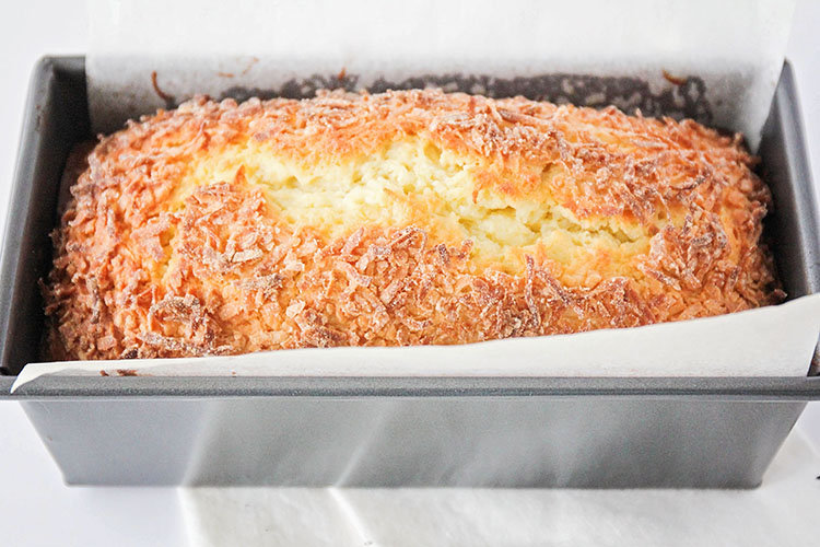 This light and tender coconut lime pound cake has the most delicious combination of flavors! Sweet coconut and tangy lime combine to make an unforgettable dessert!