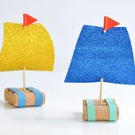 Easy Wine Cork Sail Boats