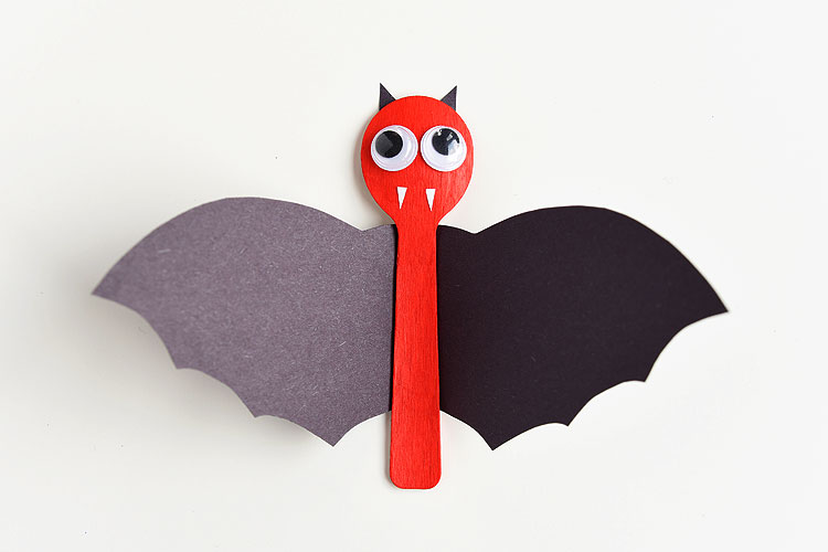 This Wooden Spoon Bat Craft For Is So Much Fun It S Quick And Simple