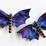 How to Make Awesome Coffee Filter Bats