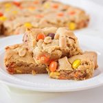 Loaded Peanut Butter Cookie Bars: Simple and Delicious!