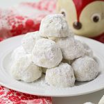 Snowball Cookies – Simple and Delicious