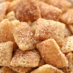 Cinnamon Sugar Chex Mix: Easy, Delicious and Insanely Addictive!