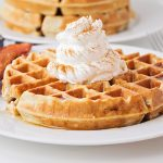 Cinnamon Waffles – Easy and Delicious!
