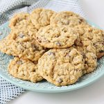 Oatmeal Raisin Cookies – Chewy and Sweet!