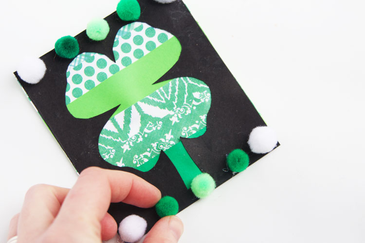 These paper strip clovers are SO easy to make and are the perfect St. Patricks Day craft for kids of all ages!