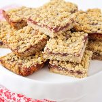 Strawberry Crumb Bars – Easy and Delicious!
