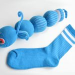 How to Make No-Sew Sock Worms