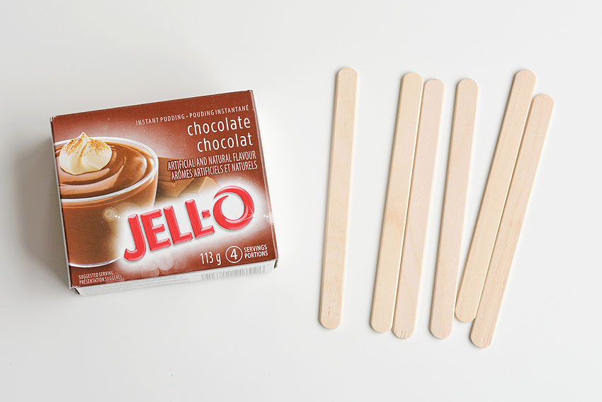 Homemade Fudgsicles Recipe Using Jello Pudding