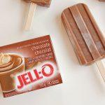 Homemade Fudgsicles Recipe Using Jello Pudding