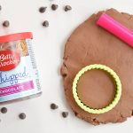 Edible Chocolate Play Dough With Only 2 Ingredients!