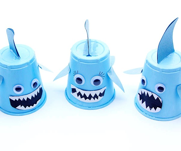 baby shark craft