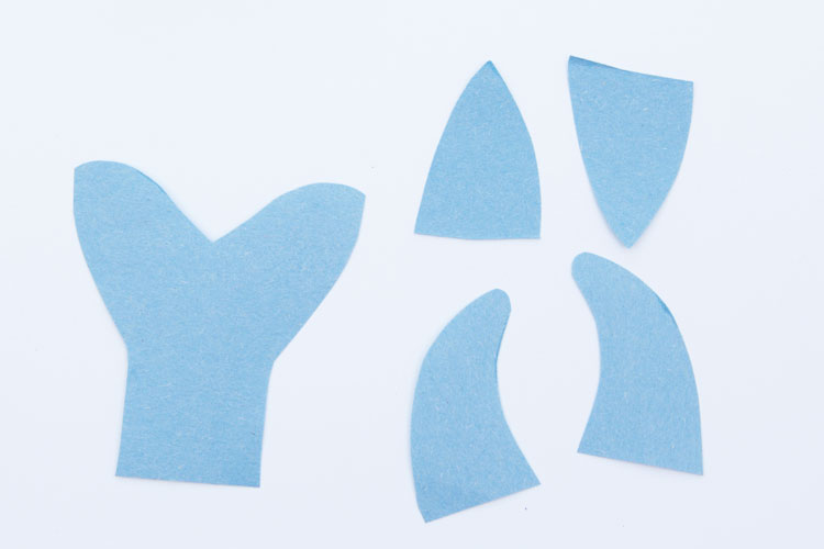 Turn a cup into a cute shark with this easy kids craft that would be the perfect activity for a birthday party!