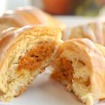 Pumpkin Pie Crescents | Easy Pumpkin Pie Bites Recipe
