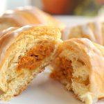 Pumpkin Pie Crescents   Easy Pumpkin Pie Bites Recipe
