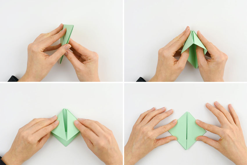 Origami / How to make easy paper boat origami || DIY Instructions ... | 568x850